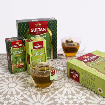 Destination 100 Pack Tea Bag Bundle