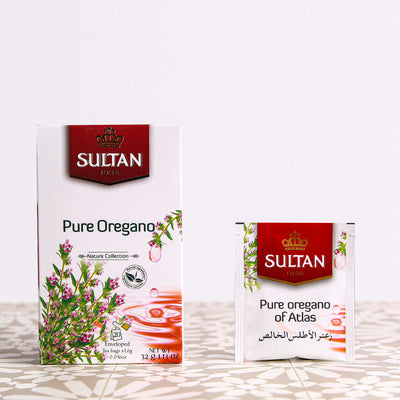 Pure Oregano Tea - 20 Tea Bags