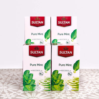 Pure Mint Tea - Bulk Buy