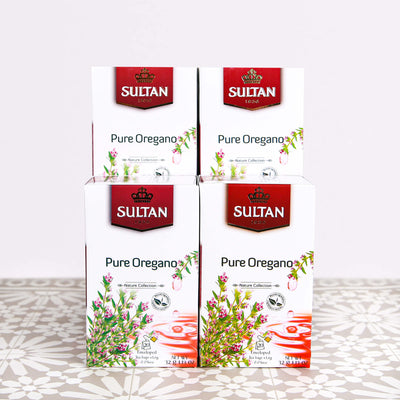 Pure Oregano Tea - 20 Tea Bags Bulk Buy