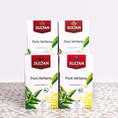 Pure Verbena Tea - 20 Tea Bags Bulk Buy