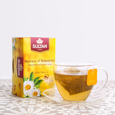 Moment of Relaxation Tea - 20 Tea Bags