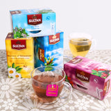 Herbal Blend Teas - Wellness Collection Bundle