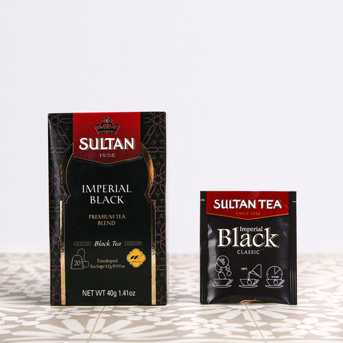 Premium Imperial Black Tea - 20 Tea Bags