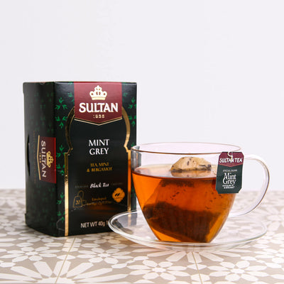 Earl Grey and Mint Tea - 20 Tea Bags