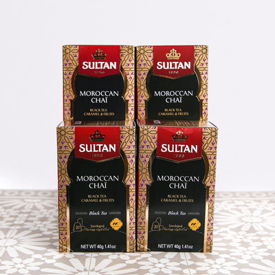 Moroccan Chaï Tea - Bulk Buy