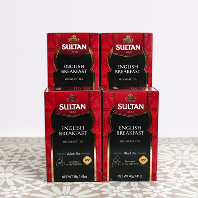 English Breakfast Tea - 20 Tea Bags - Bulk Buy