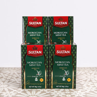 Moroccan Mint Tea - Bulk Buy