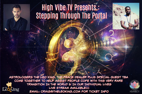 Stepping Through The Portal - The Peace Dealer/The Leo King Full Talks (MP4 Download)