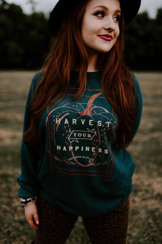Harvest Your Happiness Sweatshirt