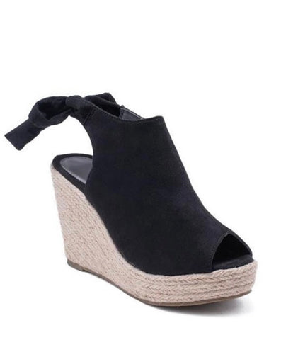 Black Emery Wedge
