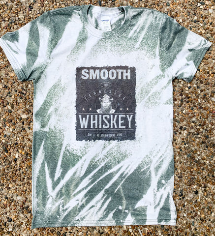 Smooth As Tennessee Whisky tee