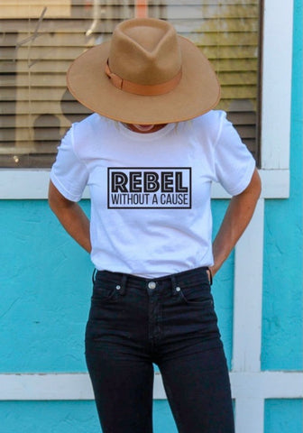 Rebel Without A Cause Tee
