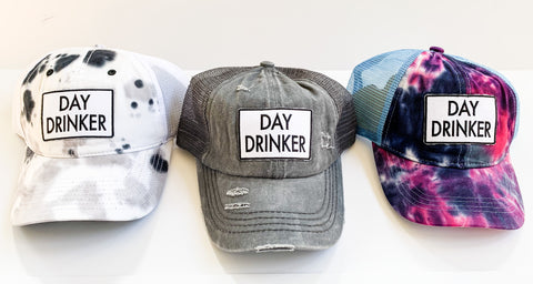 Day Drinker Hat (additional color options)