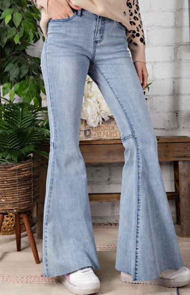 Forever Timeless Bell Bottoms
