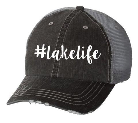 #LAKELIFE hat