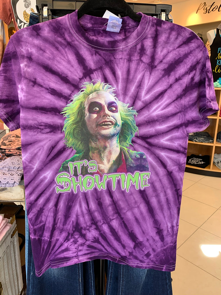 It's Showtime BeetleJuice Tee