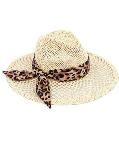 C.C. Honeycomb Panama Hat