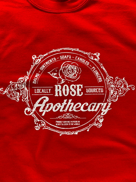 Rose Apothecary Fleece Sweatshirt (Schitt's Creek)