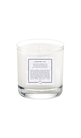 Soy Candle | Blackberry + Bay