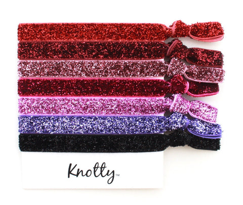 Knotted Hair Ties | Sale | 7-Pack