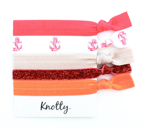 Knotted Hair Ties | Sale | 5-Pack