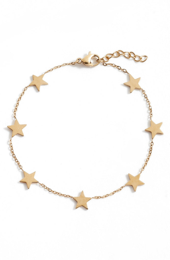 Delicate Star Bracelet | More Colors Available - Knotty