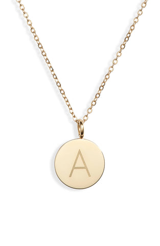 Luxe Charmy Necklace | A-Z