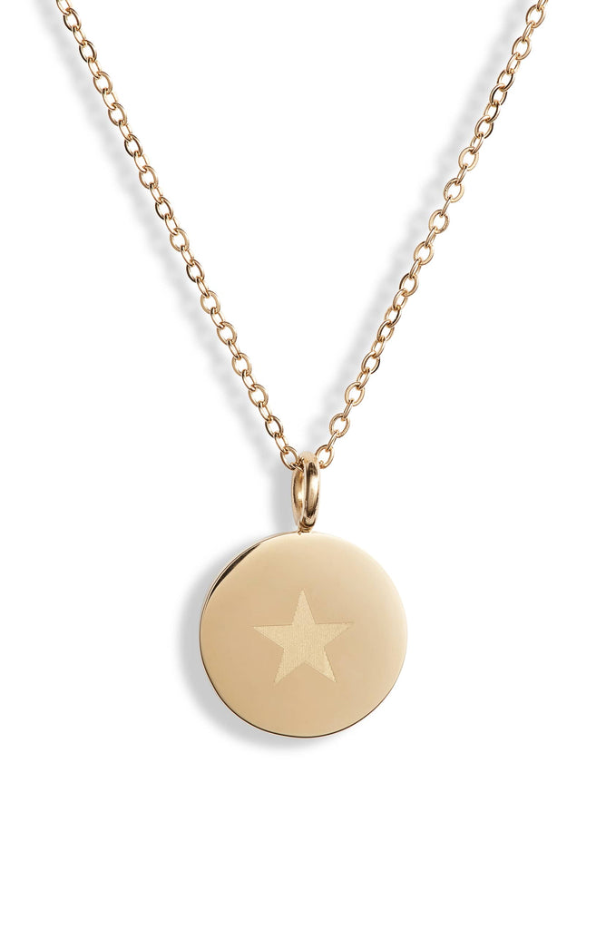 Luxe Charmy Necklace | Star - Knotty