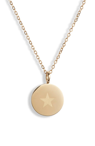 Luxe Charmy Necklace | Star