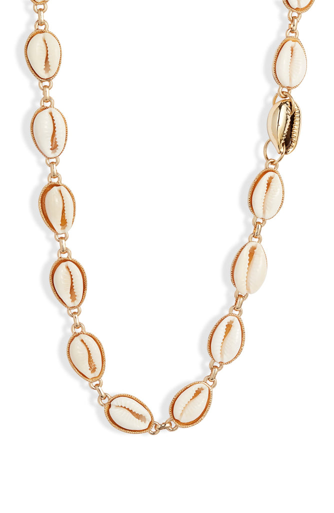 Shell Choker - Knotty