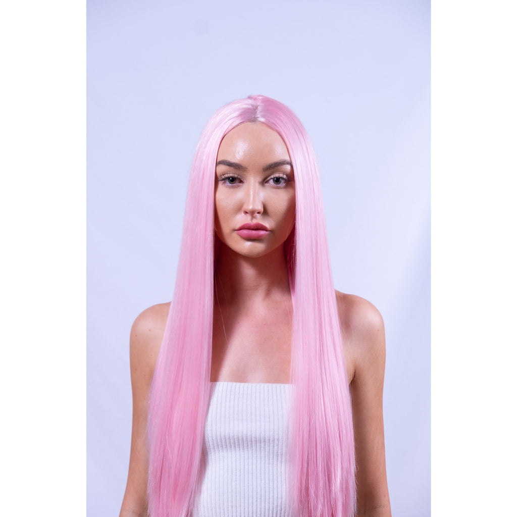 Long Straight Synthetic Wig Brisbane