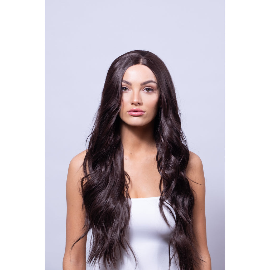 natural brown wig australia