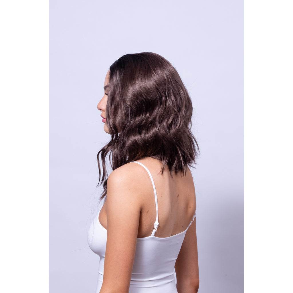 short curly natural cheap wig