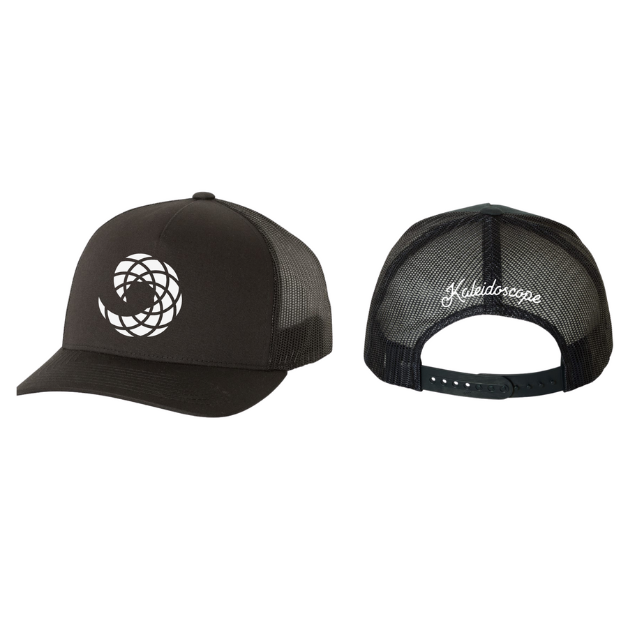 The Logo Hat | Black