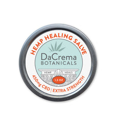 CBD Healing Salve Extra Strength 1.3 oz