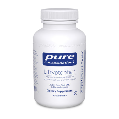 L-Tryptophan 500 mg 90 Capsules
