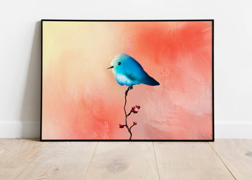 Fine Art Print: Bird IV