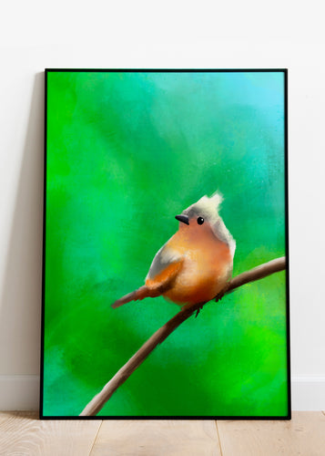 Fine Art Print: Bird IX
