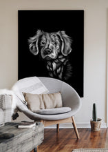 Load image into Gallery viewer, Fine Art Print: Dog