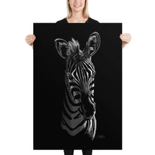 Load image into Gallery viewer, Fine Art Print: Zebra