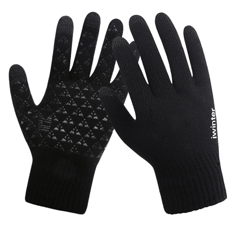 Extra-Insulated Touchscreen Gloves