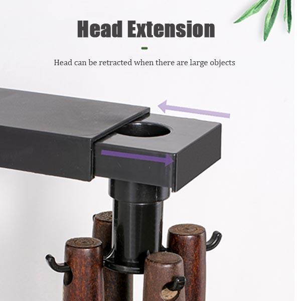 Multifunction Rotating Shelf