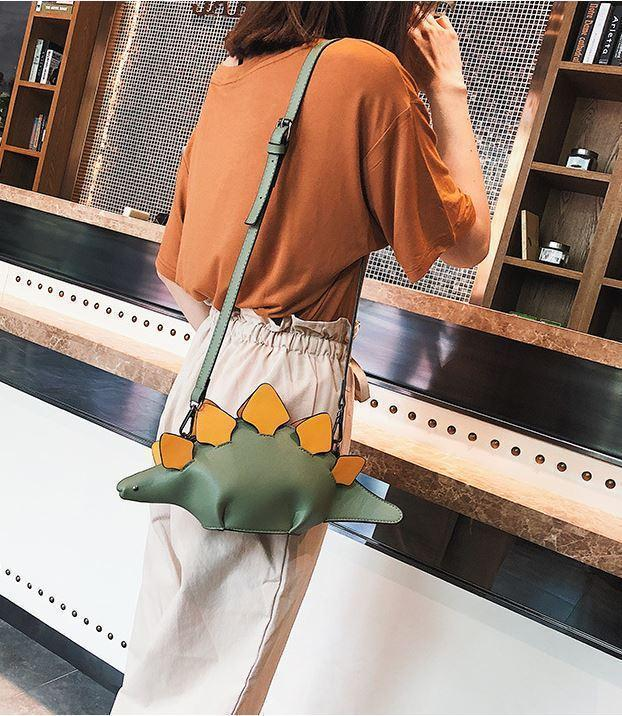 Baby Dinosaur Cross Bag