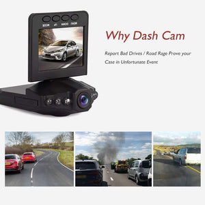 Car Dashboard Camera