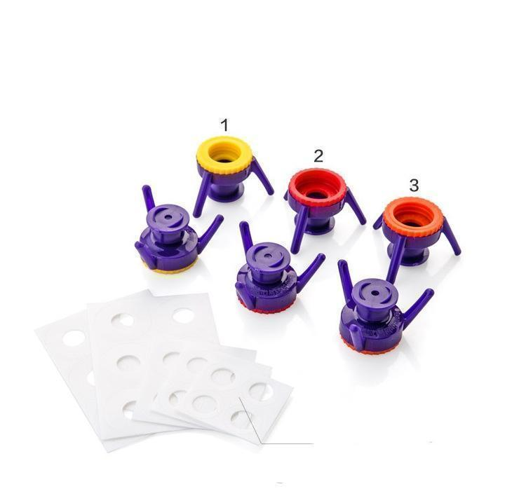 Bottle Cap Stand Kit (Set Of 6pcs)