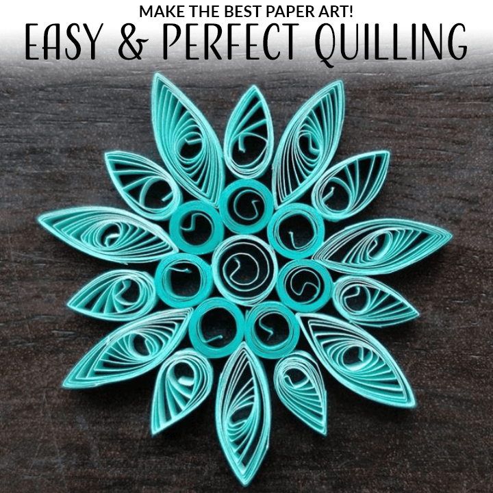 Paper Quilling Husking Board