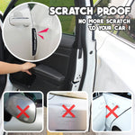 Anti-Collision Car Bumper Protector (Set of 4)