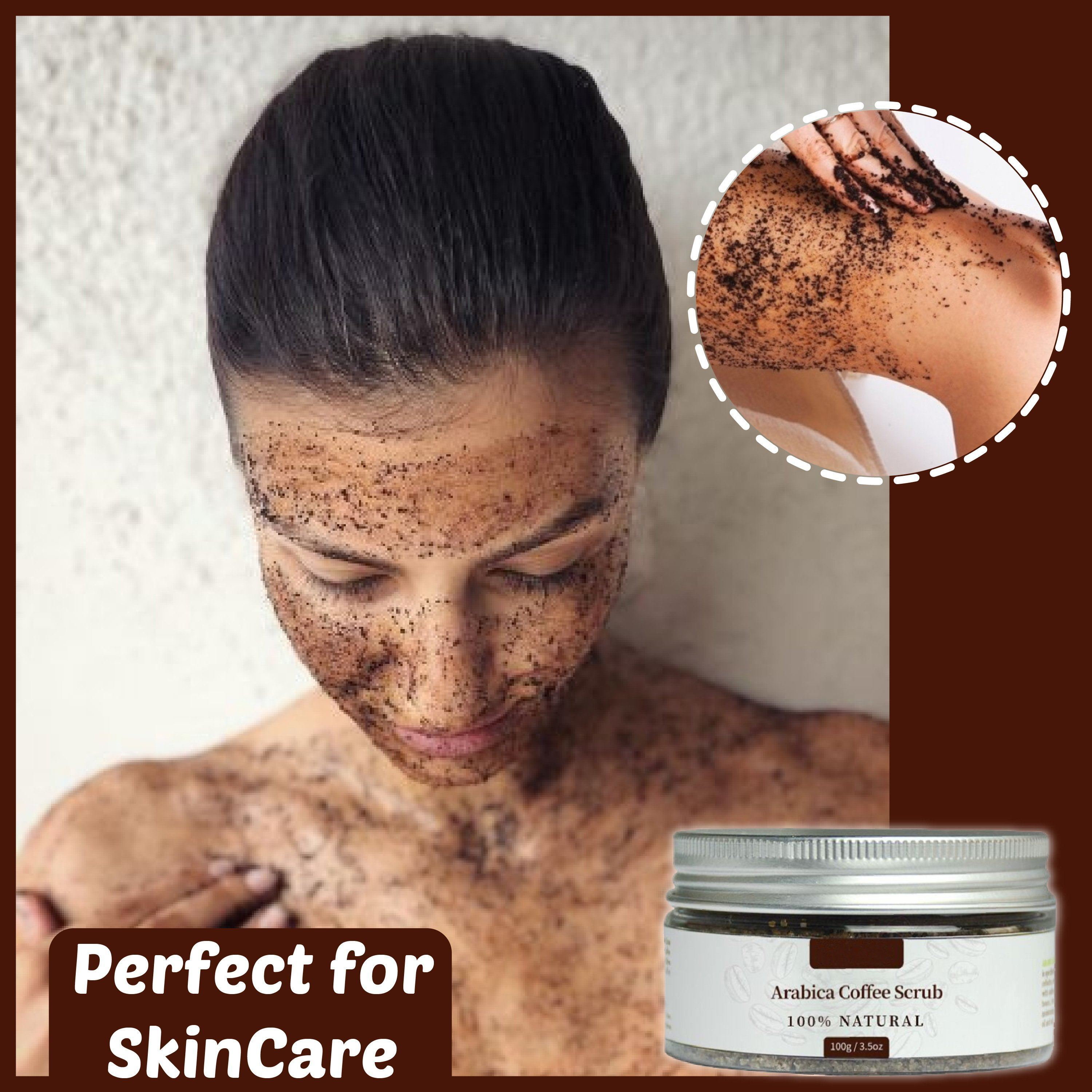 Ultimate Coffee Body Scrub