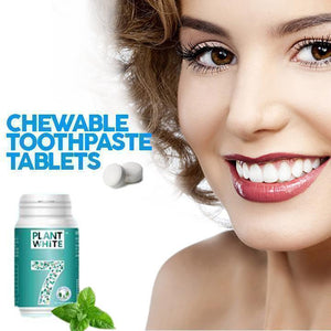 Chewable Toothpaste Tablets (90pcs)